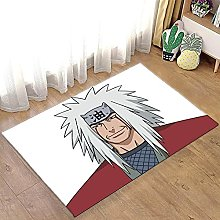 Naruto Rug Anime Area Rugs for Boys Bathroom