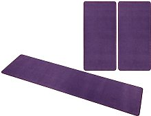 Nasty Tufted Purple Rug Hanse Home