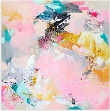Natasha Barnes - 'Bright Pink Abstract'