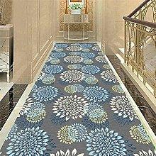 National Floral Printed Corridor Mat Area Rug Home