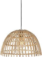 National hanging lamp bamboo 55 cm - Cane Magna