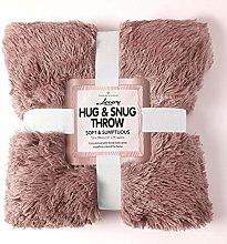 National Textile Super Soft HUG & SNUG Fluffy Fur