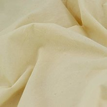 Natural 100% Cotton Calico Fabric Material by The