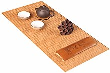 Natural Bamboo Table Runner, Japanese Style Table