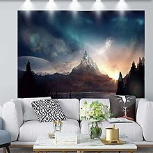 Natural Forest Printed Large Wall Tapestry Cheap