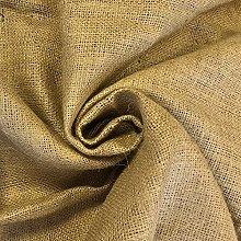 Natural Hessian/Burlap/Jute Sack Upholstery