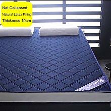 Natural Latex Filled Mattress Pad Bed Mattress