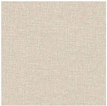 Natural Linen Texture Smooth Faux Fabric Plain