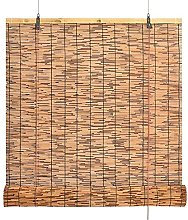 Natural Reed Screen Curtain, Outdoor Blinds for