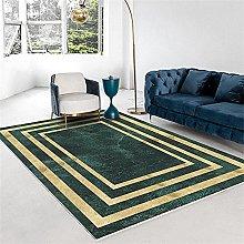 Natural Rug Rug For Living Room 40X60cm Green