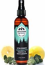 Natural Shoe Deodorizer Spray and Foot Odor