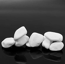 Natural Stones for Gas Fires bioethanol White