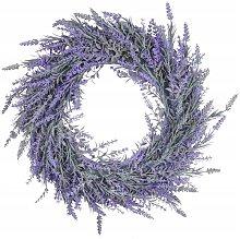 Natural Wreath Front Door Wreath, Artificial