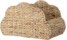Nature Basket - / Hessian - 44 x 30 cm by