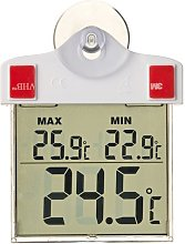 Nature Digital Window Thermometer Symple Stuff