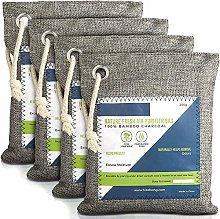 Nature Fresh Air Purifier Bags - Activated Bamboo