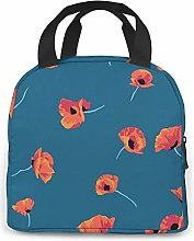 Nature Insulated Lunch Bag Tote Bag,Lunch Water
