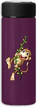 Naughty Monkey Double Walled Vacuum Insulated Cup