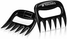 Navaris Meat Shredder Bear Claws - Meat Claw Forks