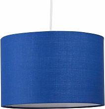 Navy Blue 25cm Ceiling Light Shade