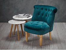 Nayeli Cocktail Chair Marlow Home Co. Upholstery