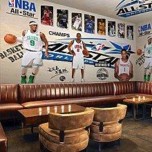 NBA Basketball Theme Wallpaper Large Mural