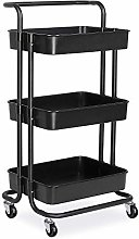 NBNBN Trolley Mobile Shelving 3 Layer Pulley Tool