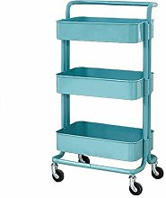 NBNBN Trolley Mobile Shelving Mobile Casters 3