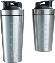 NC 304 stainless steel single layer shake Cup