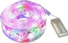 NC 4m Fairy Lights Battery Operated Colourful