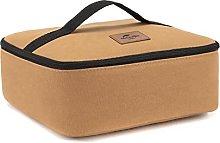 NC Camping Storage Box Barrel-Shaped Travel