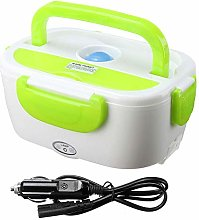 NC Car Electric Heating Lunch Box 12V & 220v 2 in1