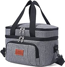 NC Large Cooler Bag For Men Woman,Shopping Bag