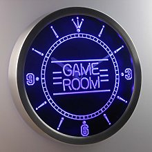 nc0310-b Game Room Kid Man Cave Neon Sign LED Wall
