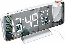 ND Projection Digital Alarm Clock with FM