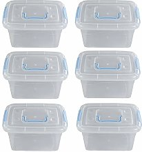 Neadas 13.5 Litre/ 12 Quart Large Storage Bin Box