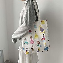 Neaer Shopping Bag Canvas Large Tote Bag for Women