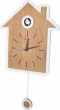 needlid Modern Cuckoo Clock, Report Clock, for