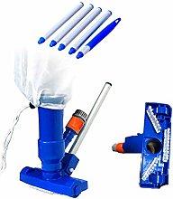 negaor Swimming Pool Cleaning Kit Vacuum Cleaner