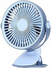 NEHARO Mini Desk Fan Rechargeable Environmental