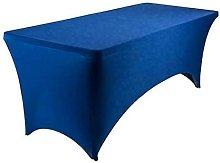 NEL Rectangular Stretch Tablecloth, Furniture