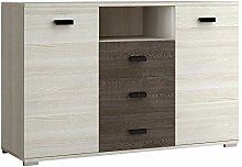 NELLY Chest of Drawers Modern Storage Cabinet with