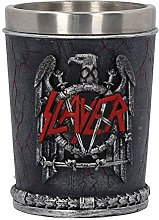 Nemesis Now B4132M8 Slayer Shot Glass 7cm Black,