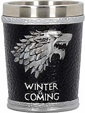 Nemesis Now B4452N9 Winter is Coming Game of