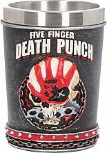 Nemesis Now B4655N9 Five Finger Death Punch Shot