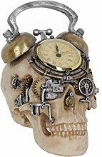 Nemesis Now The Final Countdown Clock 24cm Ivory