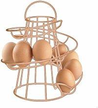 Neo Direct - Neo Copper Kitchen Spiral Egg Holder