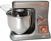 Neo Grey & Copper Food Baking Electric Stand Mixer