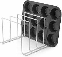 Neo Kitchen Tray & Chopping Board Organiser Rack
