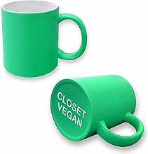 Neon Mug Range - Closet vegan